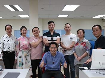 Performing Arts Program organizes English language skills development program for students from the People's Republic of China, 1st generation